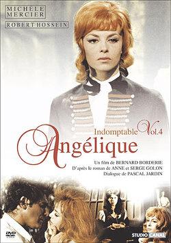 Couverture de Angélique 4 : Indomptable Angélique