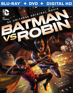 Couverture de Batman vs. Robin