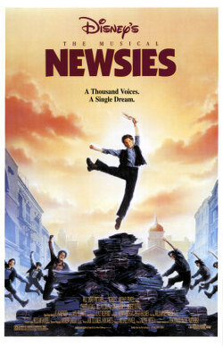 Couverture de Newsies
