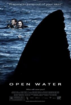 Couverture de Open water en eaux profondes