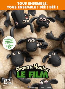 Couverture de Shaun le mouton