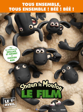 Couverture du livre : Shaun le mouton