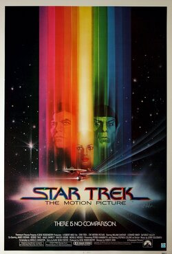 Couverture de Star Trek, le film