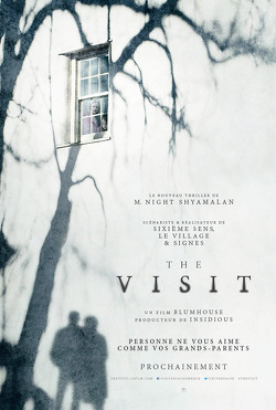 Couverture de The Visit