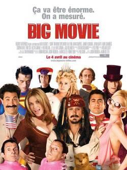 Couverture de Big Movie