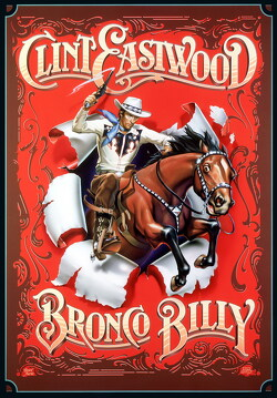 Couverture de Bronco Billy