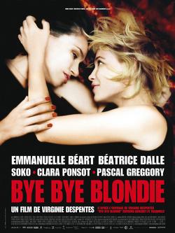 Couverture de Bye bye Blondie