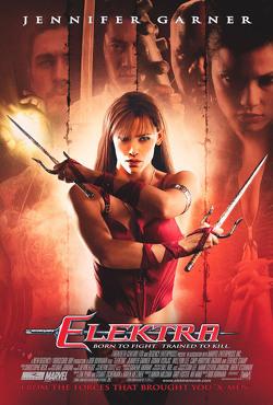 Couverture de Elektra