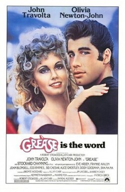 Couverture de Grease