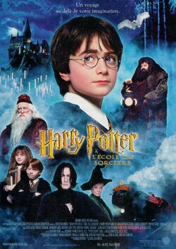 Couverture de Harry Potter 1 : Harry Potter à l'école des sorciers