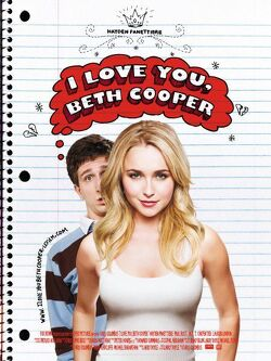 Couverture de I Love You, Beth Cooper