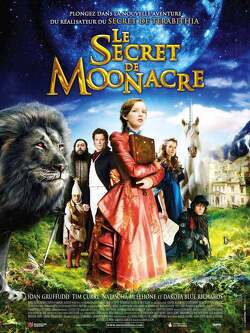 Couverture de Le secret de Moonacre