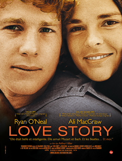 Couverture de Love story