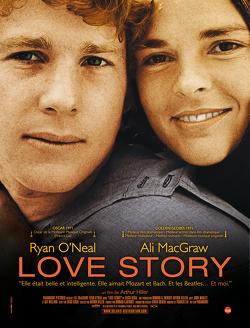 Couverture de Love story