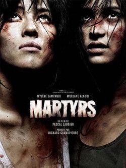 Couverture de Martyrs