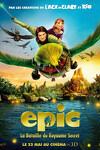 couverture Epic, la bataille du royaume secret