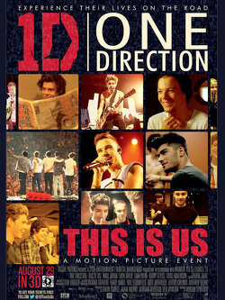 Couverture de One Direction: This Is Us