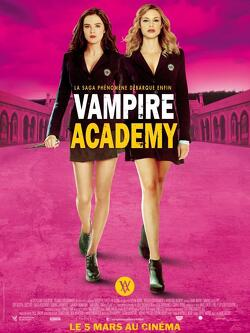 Couverture de Vampire Academy