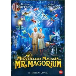 Couverture de Le merveilleux magasin de Mr Magorium