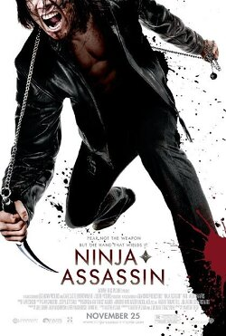 Couverture de Ninja Assassin