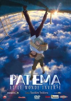 Couverture de Patéma et le Monde Inversé