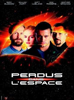 Couverture de Perdus dans l'espace