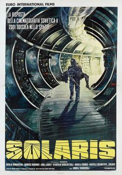 Couverture de Solaris