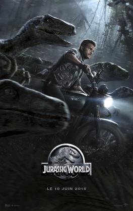 Couverture du livre : Jurassic World