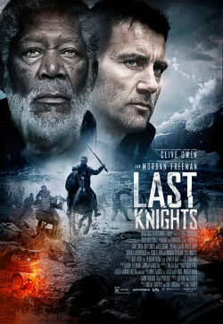 Couverture de Last Knights