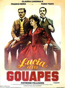Couverture de Lucia Et Les Gouapes