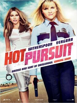 Couverture de Hot Pursuit