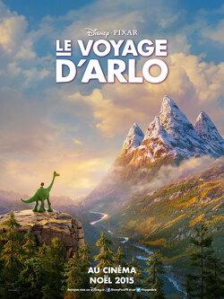 Couverture de Le Voyage d'Arlo
