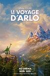 couverture Le Voyage d'Arlo