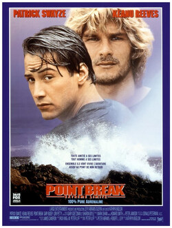 Couverture de Point Break