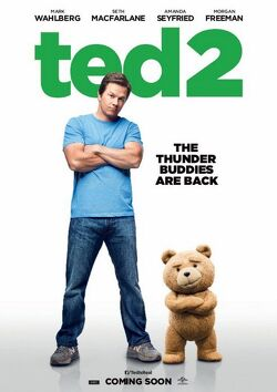Couverture de Ted 2
