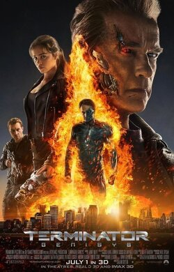 Couverture de Terminator 5 : Genesis