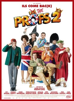 Couverture de The Profs 2
