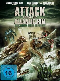 Couverture de Atlantic rim - World's end