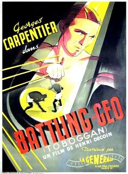 Couverture de Battling-Géo
