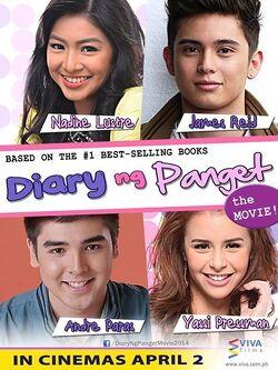 Couverture de Diary ng Panget