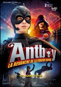Couverture de Antboy : La revanche de Red Fury