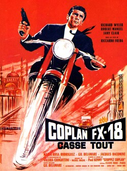 Couverture de Coplan FX-18 Casse Tout