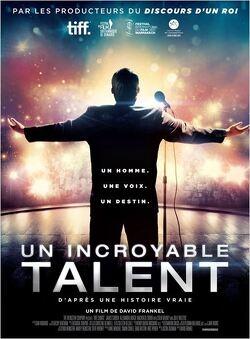 Couverture de Un Incroyable Talent