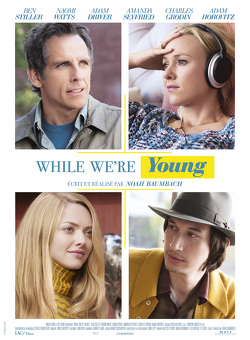 Couverture de While We're Young