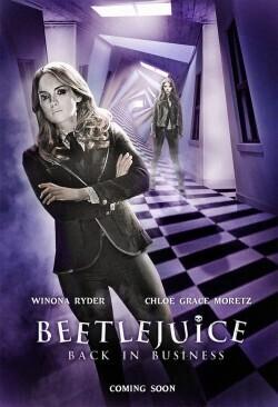 Couverture de Beetlejuice 2