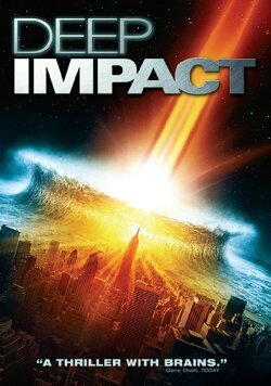 Couverture de Deep Impact