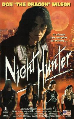 Couverture de Night Hunter