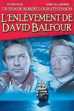 Couverture de L'Enlèvement De David Balfour