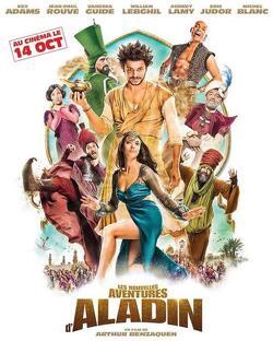 Couverture de Les nouvelles aventures d'Aladin