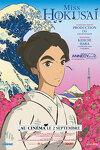 couverture Miss Hokusai